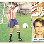 Large pufos of the Spanish League: Alexei Kosolapov