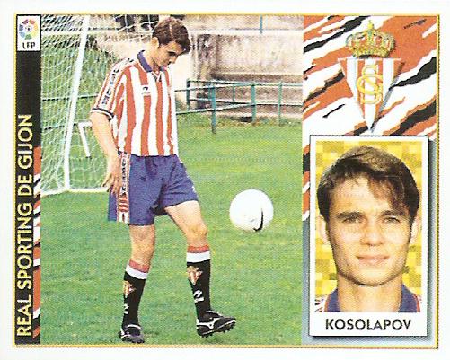 Grandes pufos de la Liga española: Alexei Kosolapov