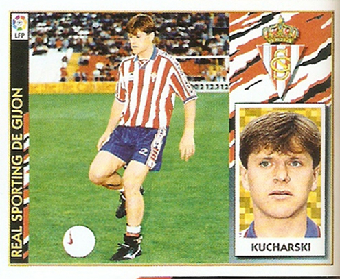 Large pufos of the Spanish League: Cezary Kucharski