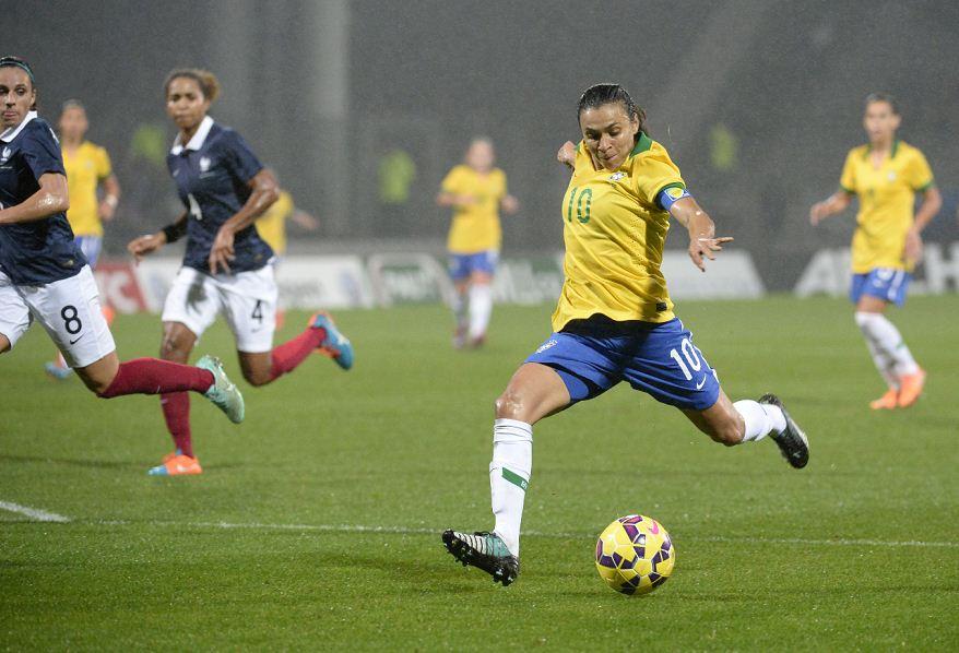 Marta Viera da Silva, la Pelé del fútbol femenino
