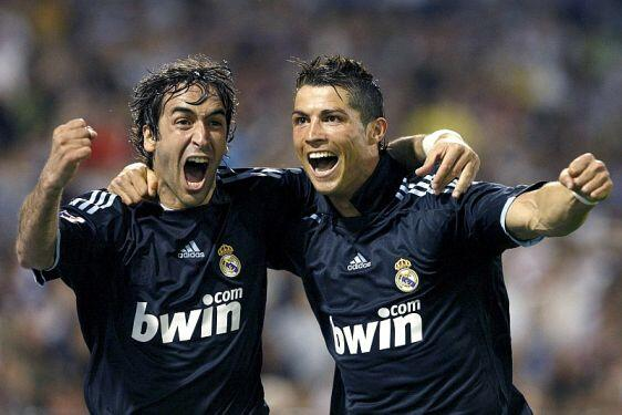 Raúl marcó el gol del cojo