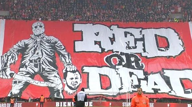 What you would Thebes if this tifo be shown in Spain?.