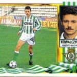 Large pufos of the Spanish League: Kowalczyk