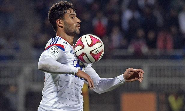 Nabil Fekir, uno de los nuevos talentos del fútbol francés.