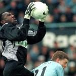 Cinco porteros africanos en la historia de la Liga española