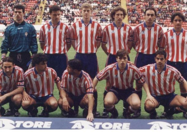 Sporting 97-98 It has the dubious honor of being the worst team in league history.