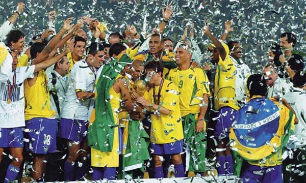 Cinco cosas que pasaron en el mundo del fútbol en 2002