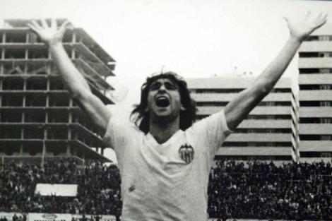 Los cinco mejores delanteros de la historia del Valencia