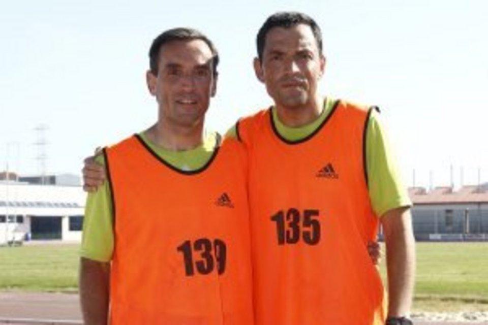 Teixeira Vitienes pitan brothers in the Spanish Primera Division.