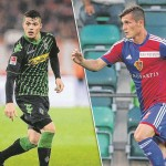 the Xhaka, another pair of brothers playing in two different countries