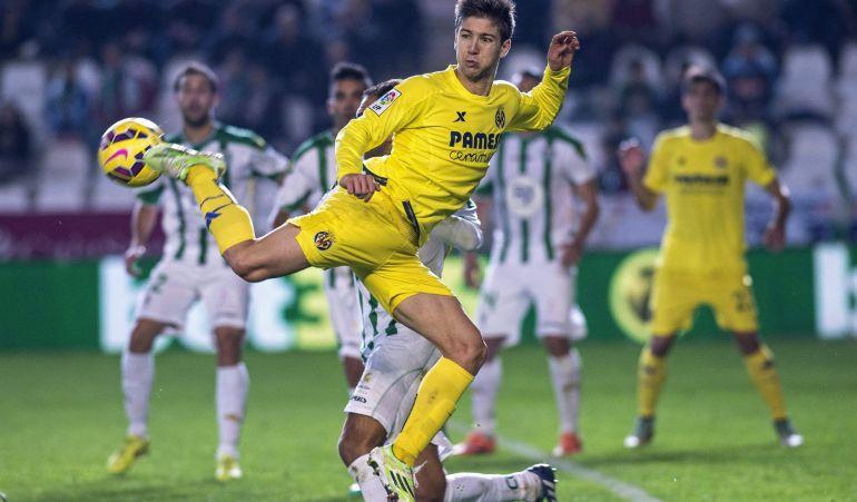Luciano Vietto una sorpresa agradable en la Liga.