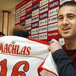 Large pufos of the Spanish League: Nikos Machlas