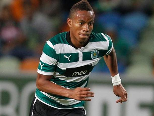 Andre Carrillo está destacando en Lisboa.