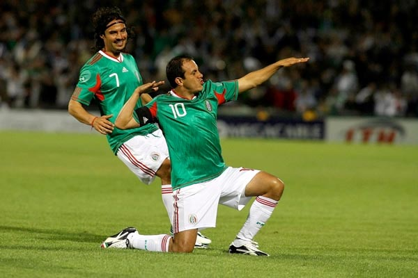 Cuauhtemoc Blanco, the last Mexican hero