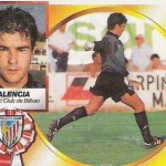 Juanjo Valencia, a classic of the goals of the 90