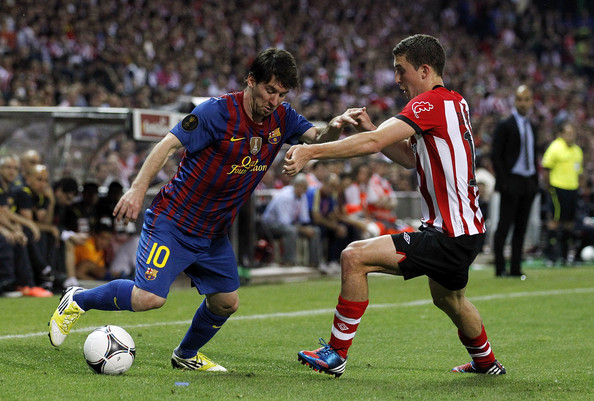 La última final la jugaron en 2012 at the Vicente Calderon.