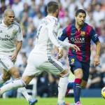 Todos los datos de Barcelona y Real Madrid