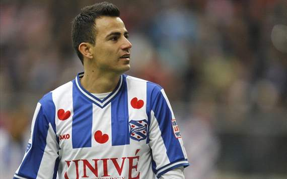Marco Pappa did not have a good experience in Dutch football.