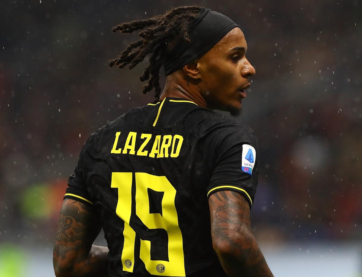 Do you know Valentino Lazaro?
