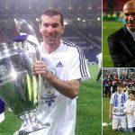 Fueron campeones de Europa como jugador y entrenador