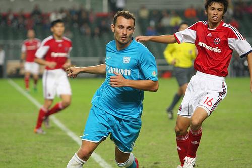 Dani Cancela lleva tiempo jugando en Hong Kong.
