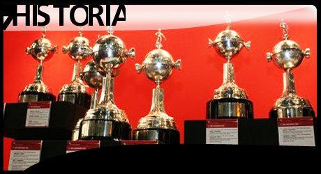 Los equipos que más veces ganaron la Copa Libertadores