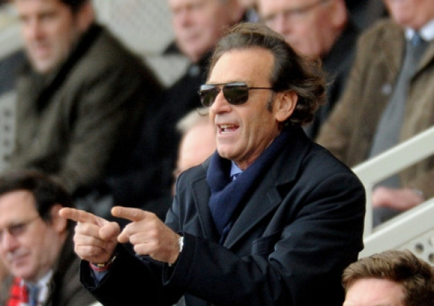 Cellino does not go unnoticed never. We see what happens in Leeds.