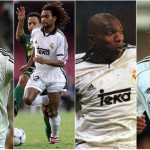 They were heroes for a day with the shirt of Real Madrid