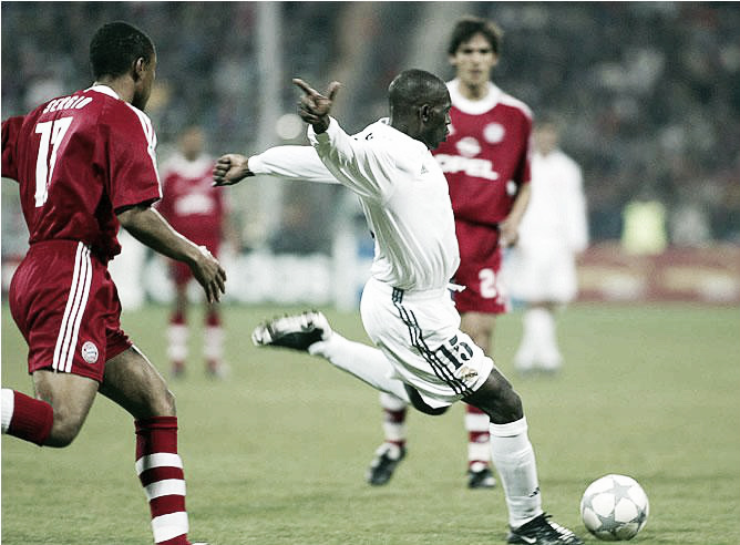 This was fundamental goal Geremi.