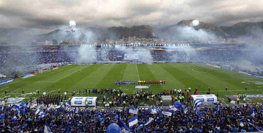 El estadio Nemesio Camacho, una olla a presión.