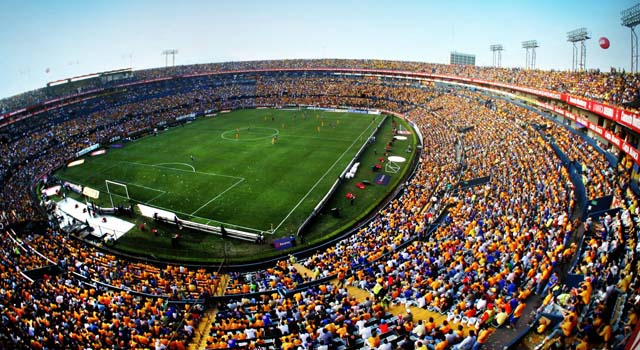 The hottest stadiums across Latin America