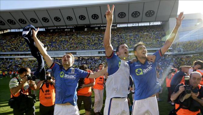 El Real Oviedo, un histórico que vuelve a Segunda
