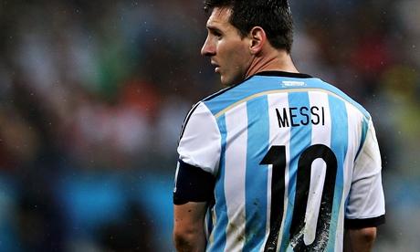 ¿Será la Copa América 2015 la de Messi?