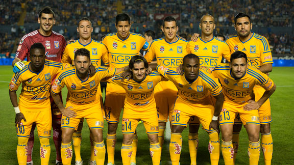 Tigres is one of the favorites to the Libertadores.