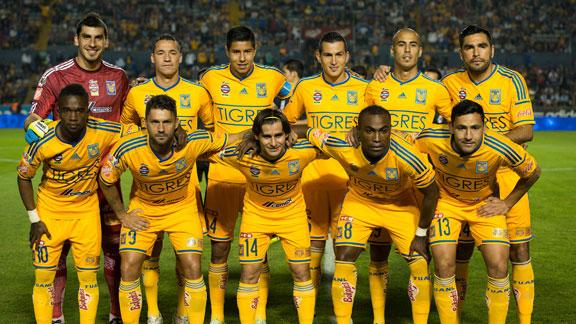 Tigres es uno de los favoritos a la Libertadores.