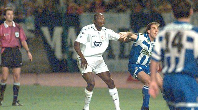 Freddy Rincon Real Madrid