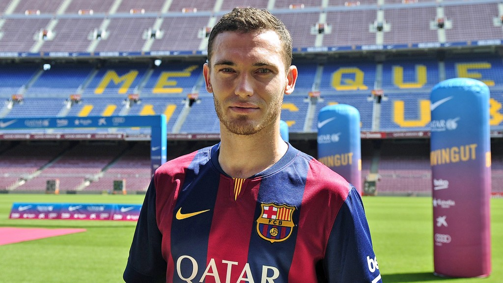 Grandes fluffy League: Thomas Vermaelen