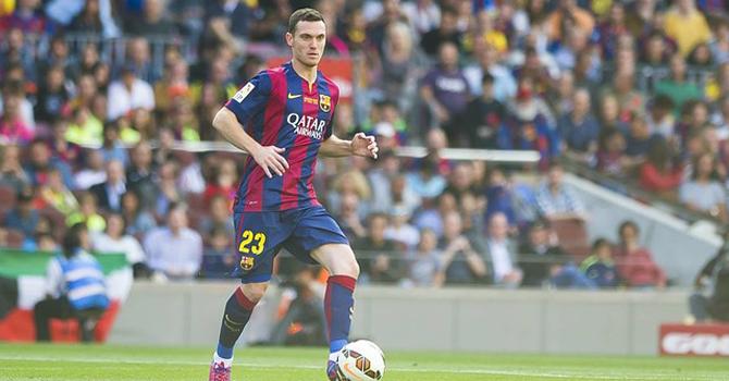 Vermaelen debutó en la jornada 38.