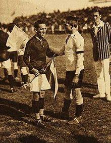 David Arellano - Luis Vaccaro - Chile Argentina 1926
