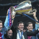 Spanish coaches who won the Champions