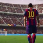 Las primeras imágenes de FIFA 16