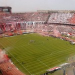 The biggest stadiums in Argentina