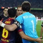 Casillas and Xavi: parallel careers, different goodbyes
