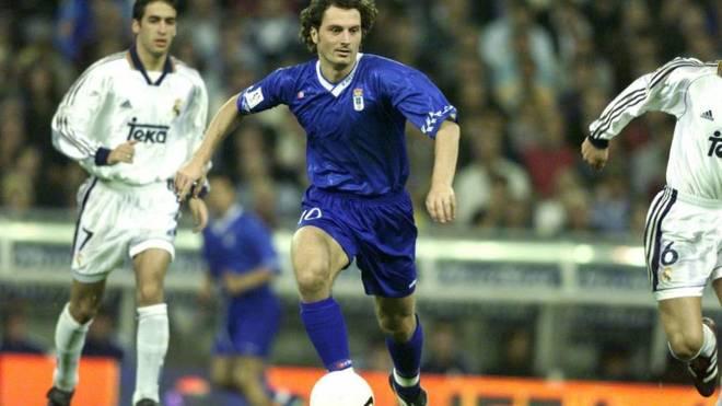 Peter Dubovsky, el mítico 10 del Real Oviedo