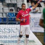 Esteban, el incombustible portero del Real Oviedo