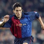 Jari Litmanen, one of the great players who could not succeed at Barca