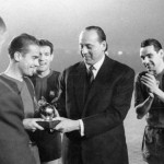 The first five players who won the Golden Ball