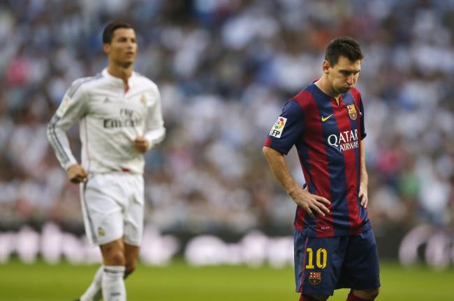 Ronaldo y Messi volvieron a romper registros en la Liga.