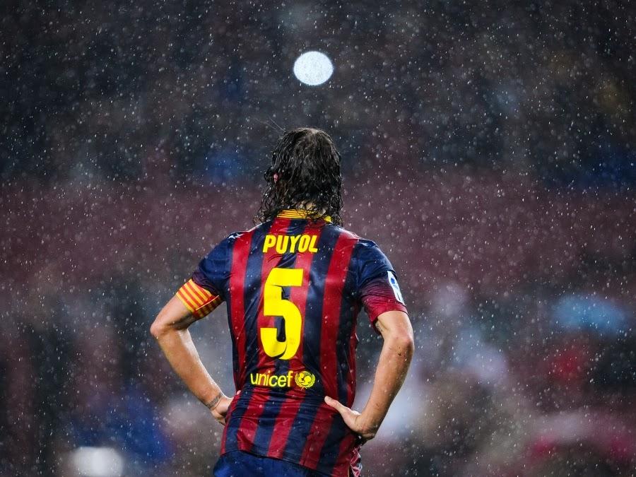 Cinco de los mejores centrales de la historia de la Liga