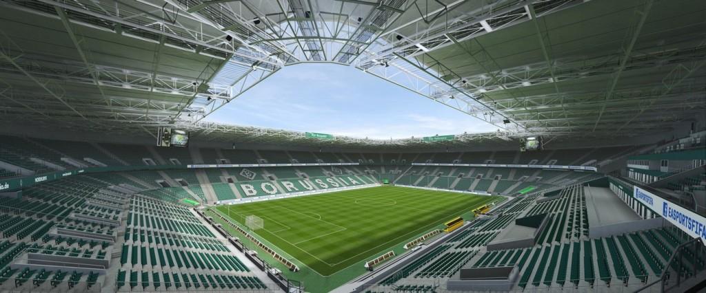 Borussia Park. Foto: Easports.com